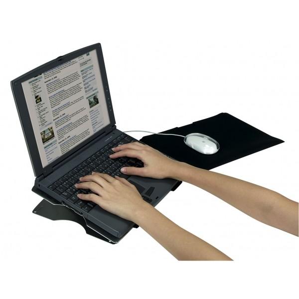 แท่นวางโน้ตบุ๊กอลูมิเนียม ST-Supply LHA-3 Aluminum Laptop Stand