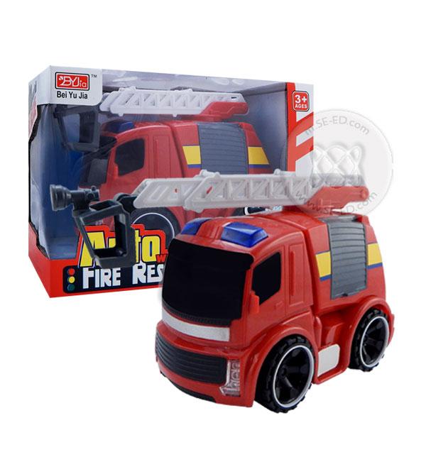 รถดับเพลิงมีเสียง มีไฟ (CE43756A)