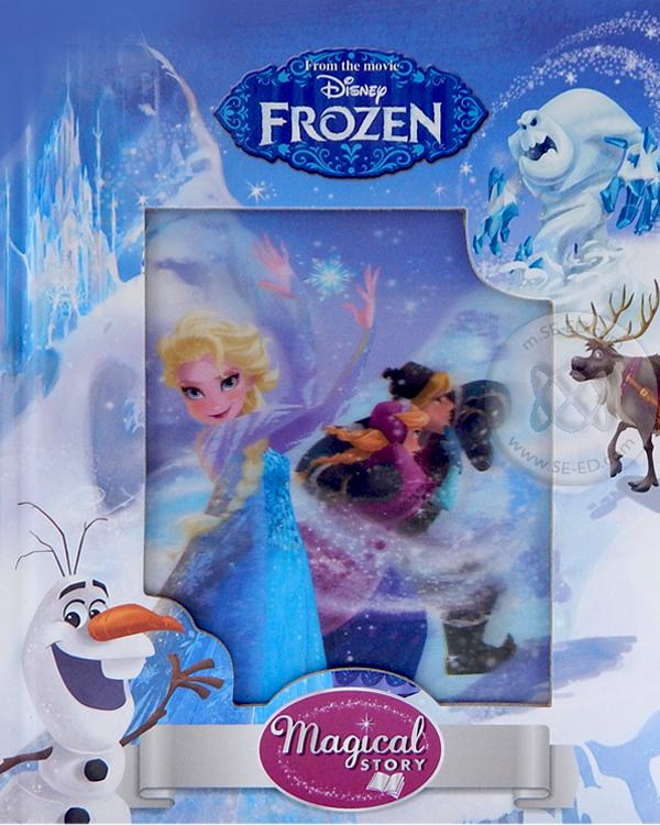 Frozen Magical Story